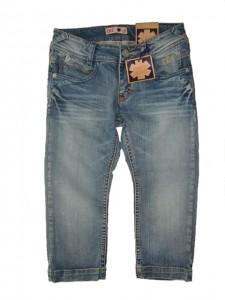 CKS Capri-Jeans denim