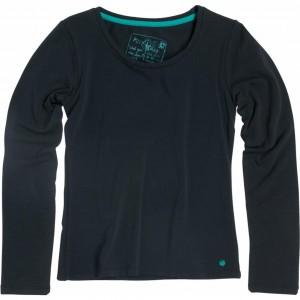 CKS Basic-Langarm-Shirt/Longsleeve Volante black navy
