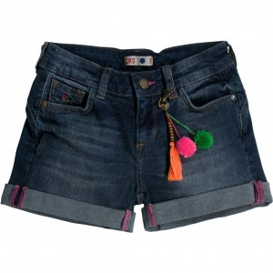 CKS Jeans Short Abelia medium blue