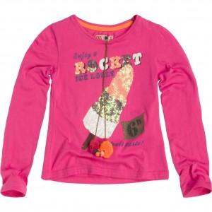 CKS Langarm-Shirt/Longsleeve Amarilis shocking pink