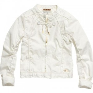CKS Jacke BOUREE cloud dancer