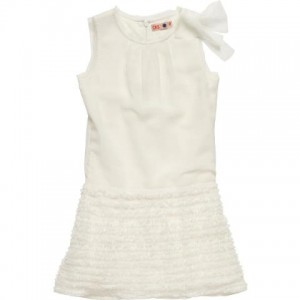 CKS Kleid BRISE cloud dancer