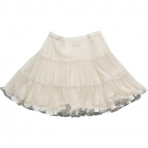 CKS Petticoat-Rock GINA cloud dancer