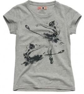 CKS T-Shirt LANTO grey mele