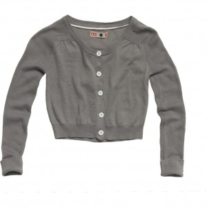CKS Bolero / Cardigan MOON lift grey
