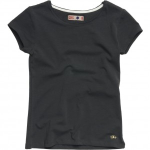 CKS Basic T-Shirt ROXY stage antra