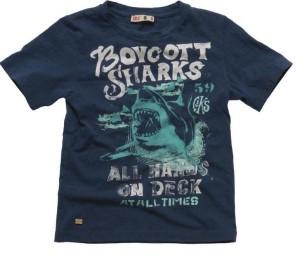 CKS T-Shirt ASTERN wave blue