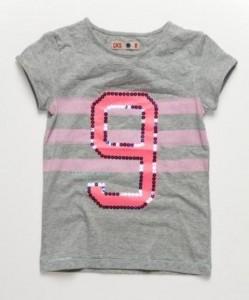 CKS T-Shirt DONJOHN blender grey