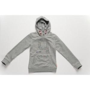 CKS Kapuzen-Pullover/Sweaty HOODY blender grey