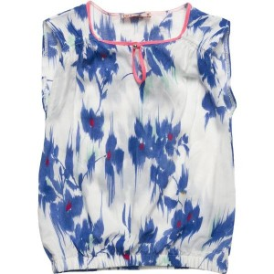 CKS Bluse LOTUS water flowers