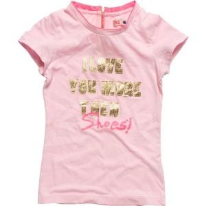 CKS T-Shirt PARTY ipanema pink