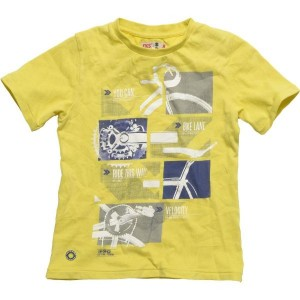 CKS T-Shirt VITUS spike yellow