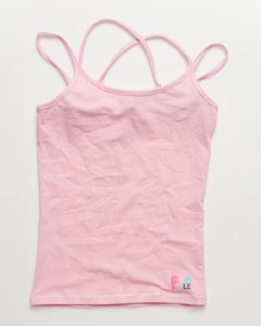 CKS Basic-Top FAMOUS ipanema pink