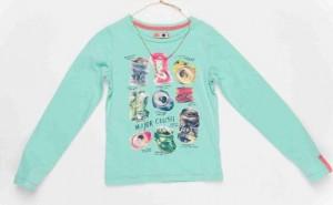 CKS Langarm-Shirt/Longsleeve LEMONADE granny green
