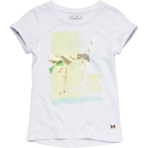 CKS T-Shirt HADO bright white