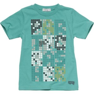 CKS T-Shirt HANK aqua beat