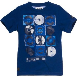 CKS T-Shirt HASTA blue base