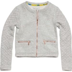 CKS Sweat-Jacke/Cardigan HELENA light grey mele