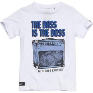 CKS T-Shirt HONZUN bright white
