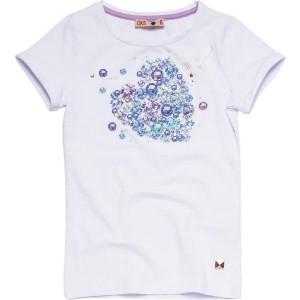 CKS T-Shirt HYACINTH bright white