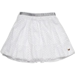 CKS Petticoat-Rock SWIGGY bright white