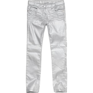 CKS coloured Jeans TILVER silver