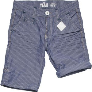 CKS Bermuda TURNTAB blue stripe