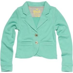 CKS Sweat-Cardigan/Blazer BOA party green