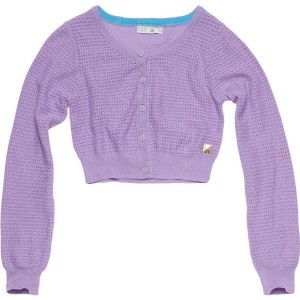 CKS Feinstrick Bolero MOON lilac fun