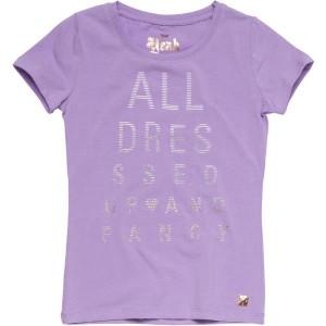 CKS T-Shirt ROXY lilac fun