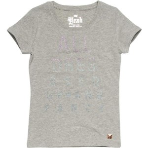 CKS T-Shirt ROXY grey mele