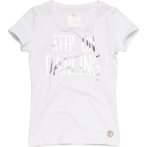 CKS T-Shirt ROXY bright white