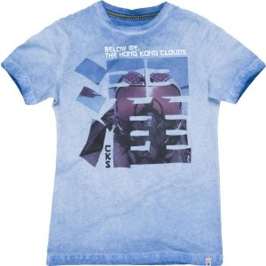 CKS T-Shirt HIMAJ sumo blue