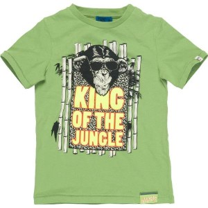 CKS T-Shirt HONKEY hide green
