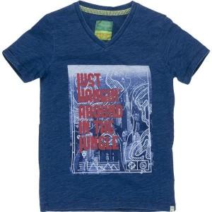 CKS T-Shirt HURBAN denim