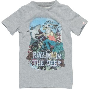 CKS T-Shirt HUE grey mele