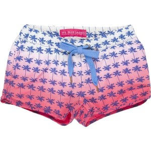 CKS Bade-Short TANNER palm tree pink