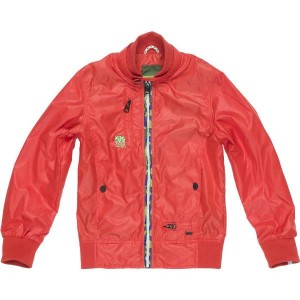 CKS Outdoor Blouson/Jacke JOENS japan red