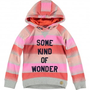 CKS Kapuzen-Sweat-Shirt SLEEPY rainbow