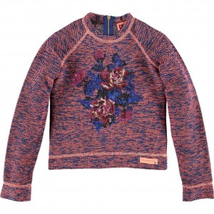 CKS Sweater SWELL blue highlif