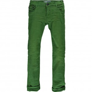 CKS coloured Jeans VOLUMECOL mystic green