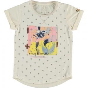 CKS T-Shirt HOBBIT crispy white