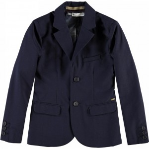 CKS Jacket TATLO navy black