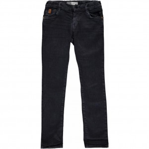 CKS coloured Jeans VOLUME navy black