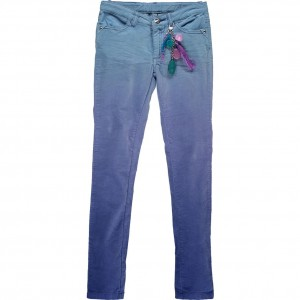 CKS Hose TIMON blue denim bell