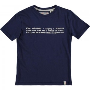 CKS T-Shirt HOLDENBURG wasco navy