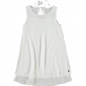 CKS Kleid CAITLIN pearl white