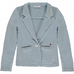 CKS Sweat-Blazer BOWIE ballad blue