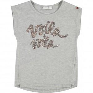 CKS T-Shirt VOILA grey mele