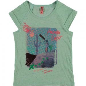 CKS T-Shirt HENDRICK cactus green